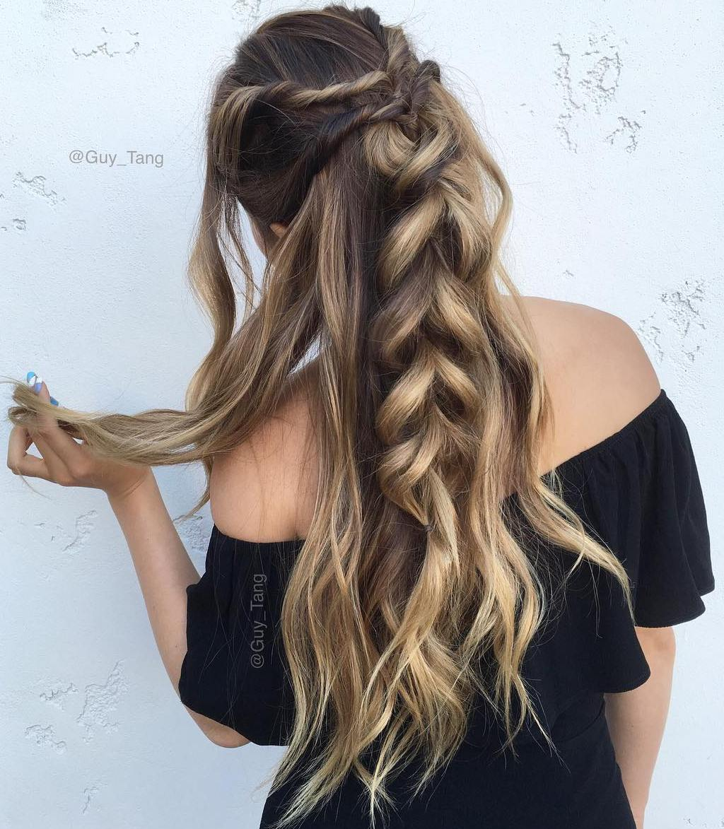 20 Long Hairstyles You Will Want to Rock Immediately