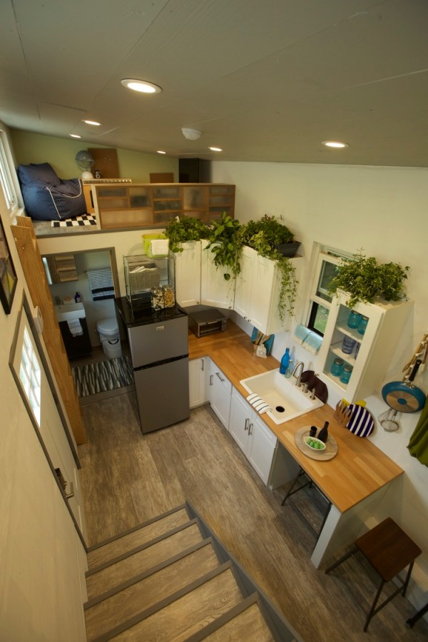 238 Sq Ft Modern Tiny House