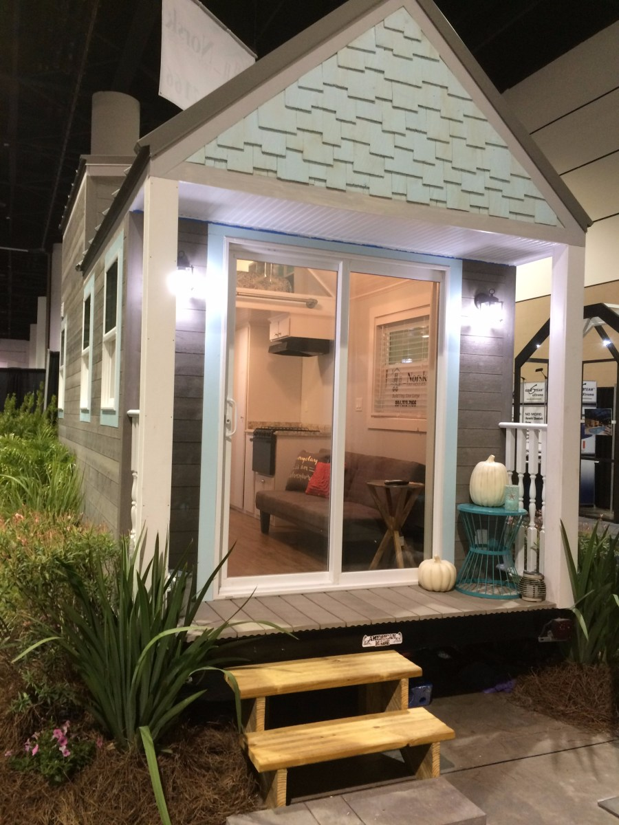 The Beach Cottage Tiny House For Sale FL 455K