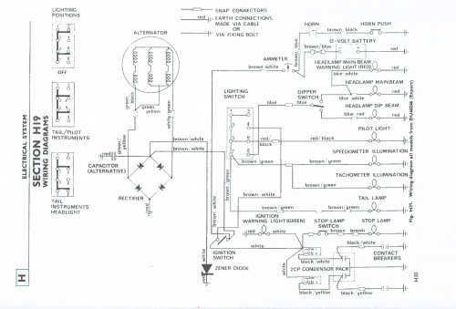 small resolution of related with 1974 triumph tr6 wiring diagram