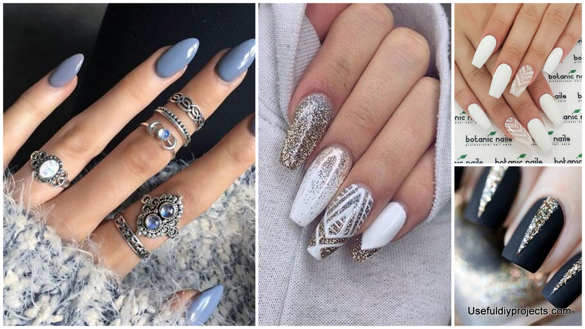 37 Acrylic Nail Art Designs Youll Want To Try For