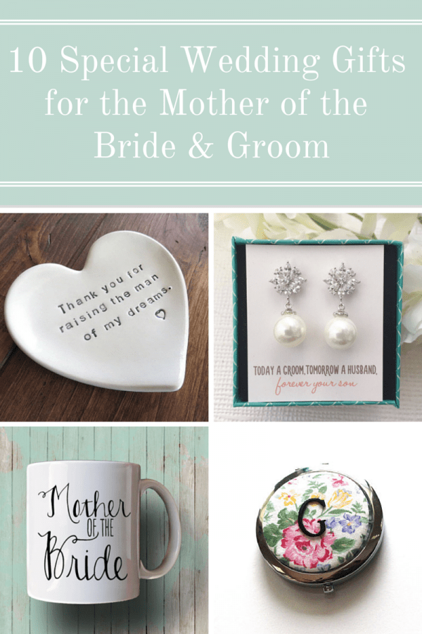 Special Gift Ideas For The Mother Of The Bride Or Groom
