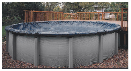 above ground pool for winter