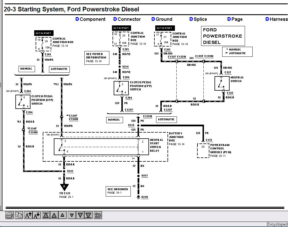 hight resolution of 2006 f250 ac diagram