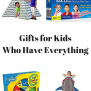 Unique Gifts For Kids Who Have Everything Wine In Mom