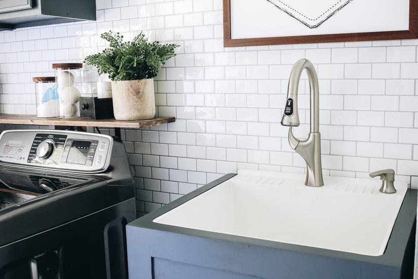 faucet for our utility sink