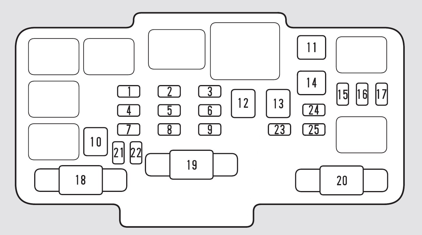small resolution of honda civic 2002 2005 fuse box diagram