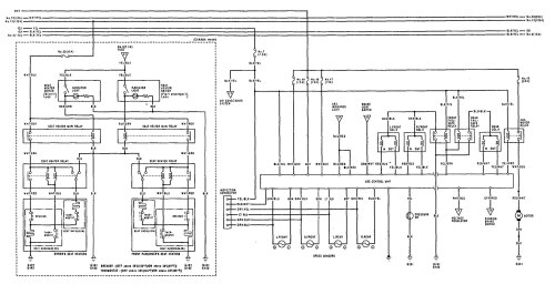 small resolution of pontiac fiero headlight wiring diagram diagrams