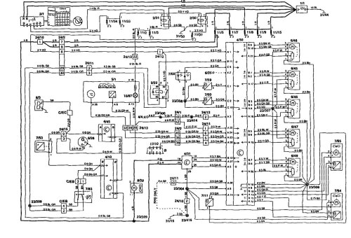 small resolution of volvo truck wiring diagrams group 2