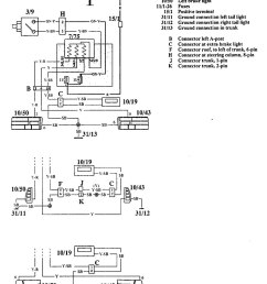 wiring diagram volvo 740 stereo diagram data schema volvo 940 wiring diagram  radio