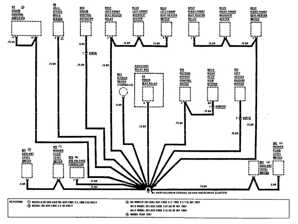 medium resolution of bert rowe s a class info questions and answers on 100s of questions about free 201 mercedes benz wiring diagram
