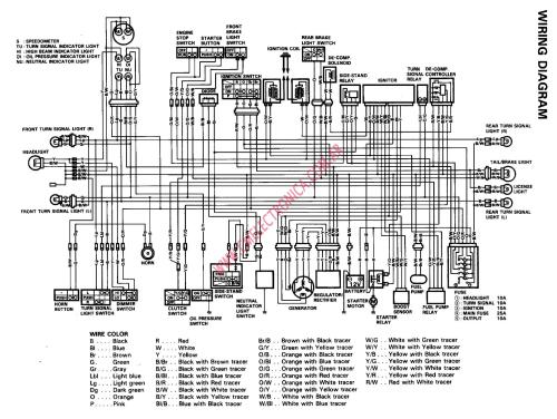 small resolution of vs wiring diagram diagrama suzuki vs