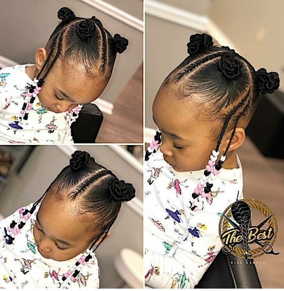 natural hairstyles ideas for toddlers