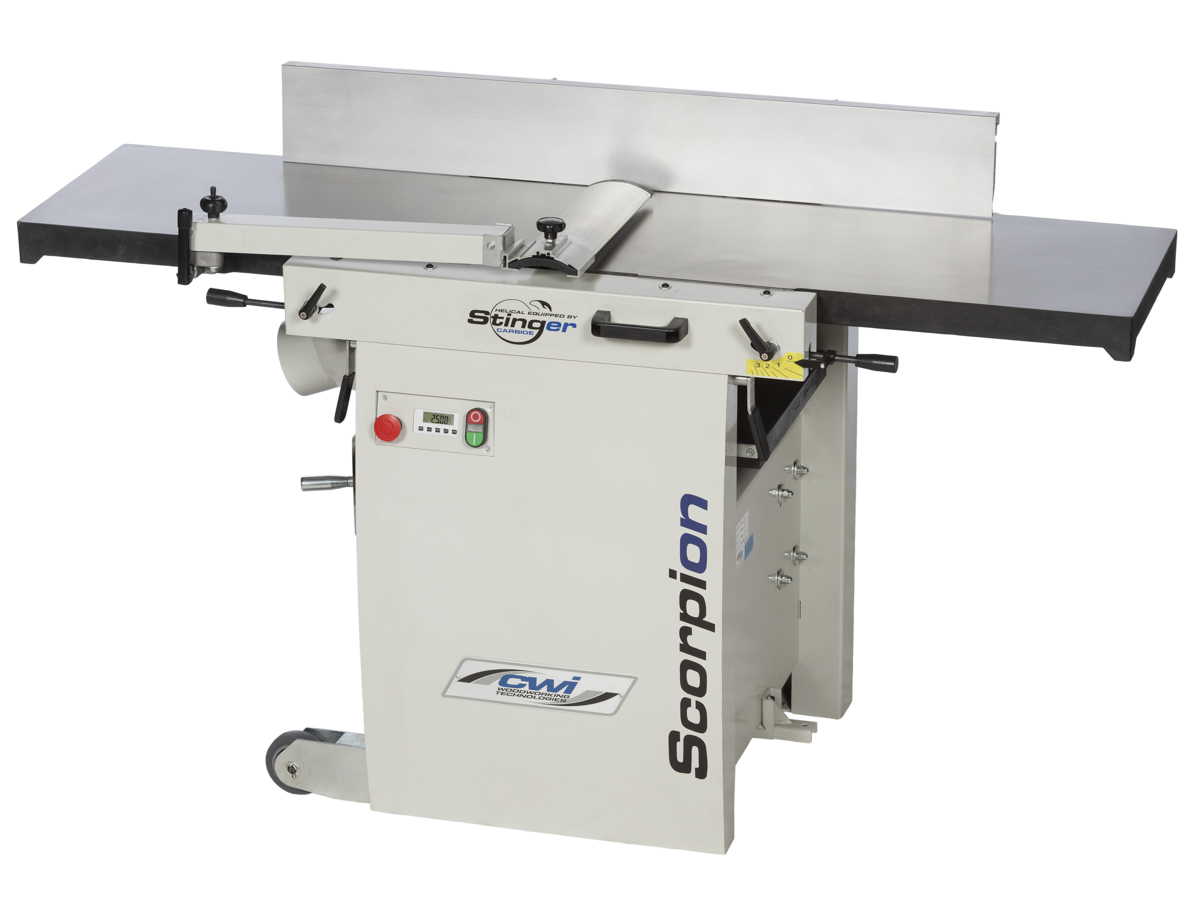 Purpose Of A Jointer Planer