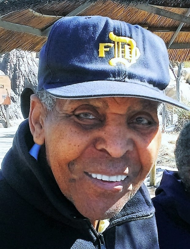 Denver S First African American Firefighter In White