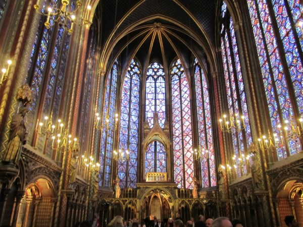 Paris Repeat Visit Concerts Sainte Chapelle Designdestinations