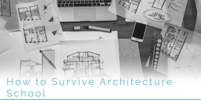 How To Survive Architecture School  First In Architecture