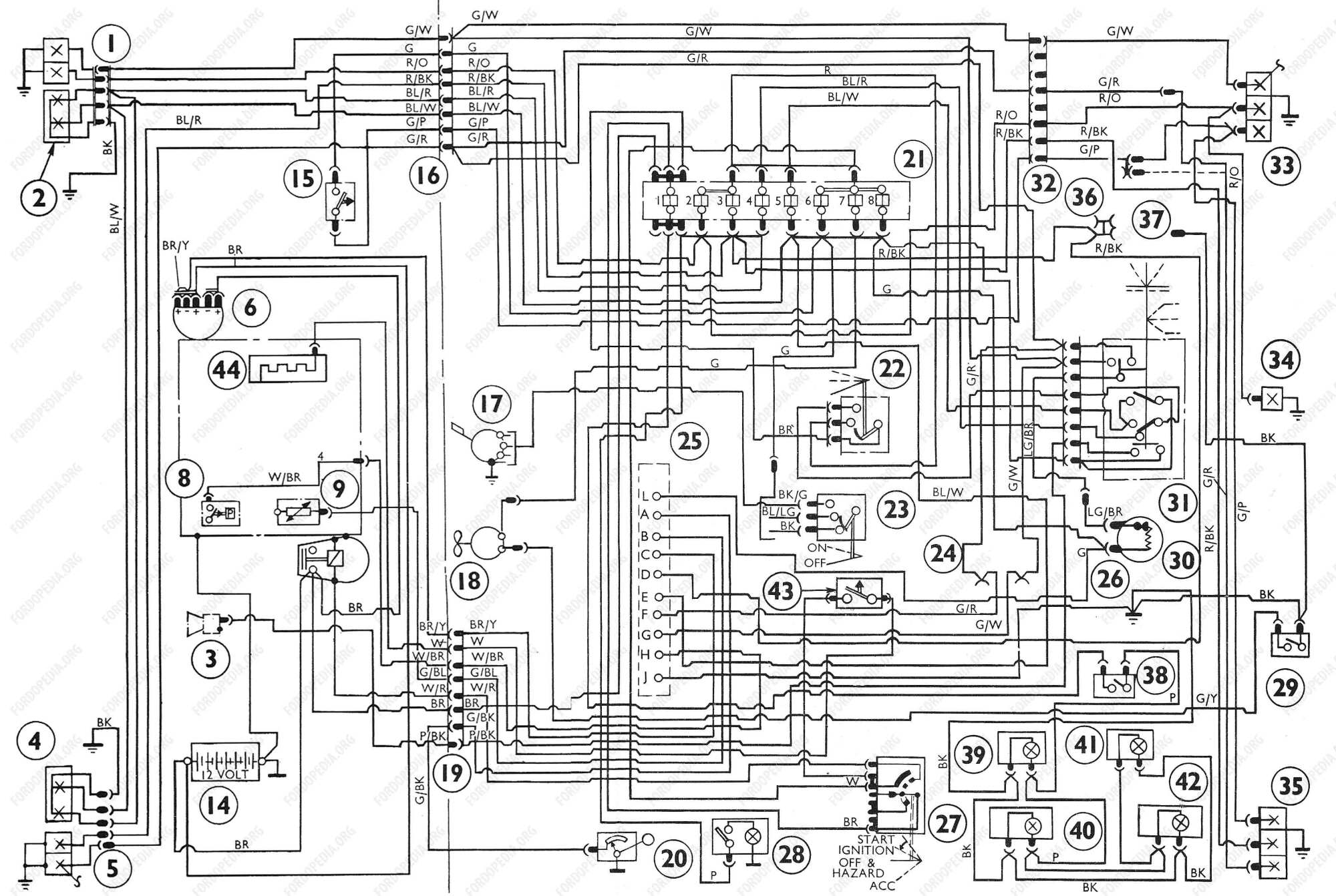 hight resolution of ford transit connect battery ford circuit diagrams wiring diagram ford transit wiring diagram  [ 2000 x 1342 Pixel ]