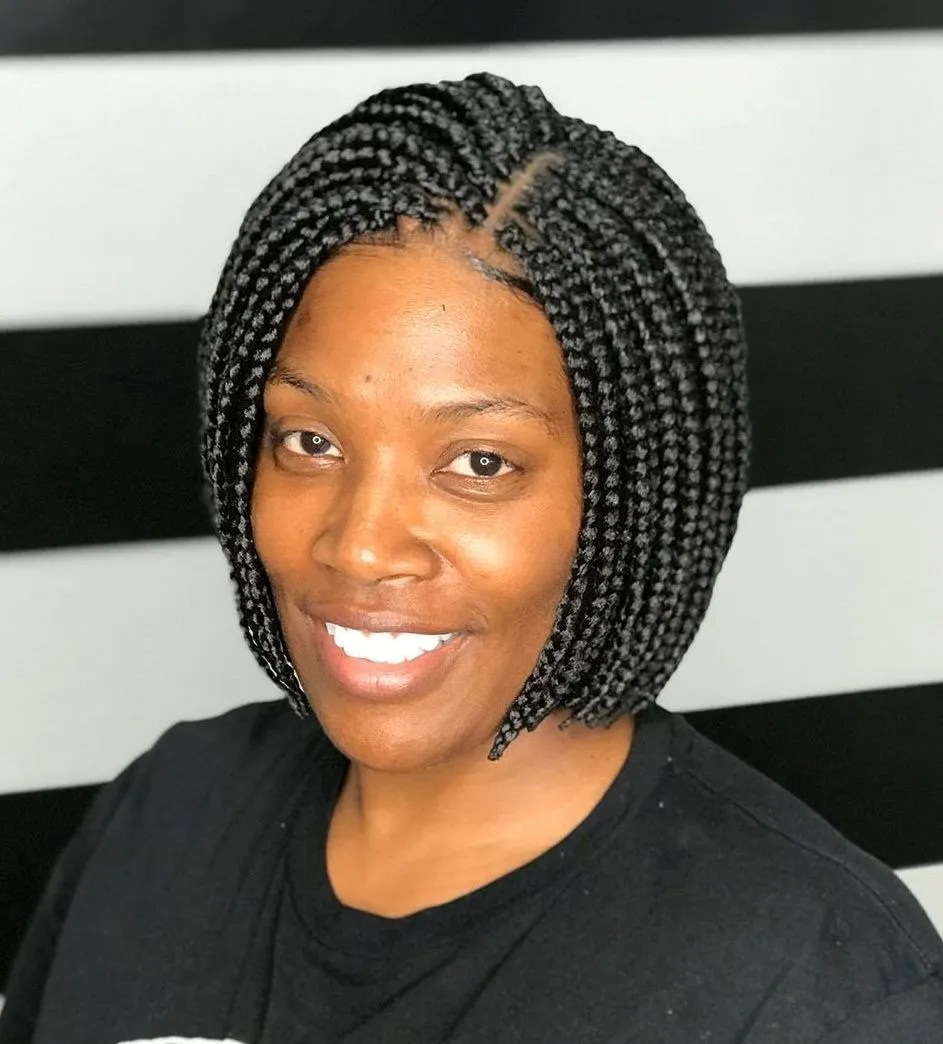 30 Trendy Box Braids Styles Stylists Recommend For 2020 Hair Adviser