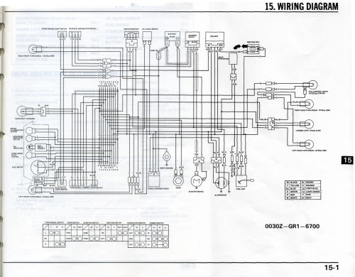 small resolution of honda elite 80 wiring diagram wiring diagrams data wiring diagram honda ch 80