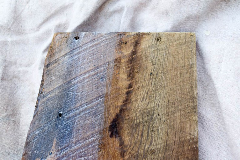 How To Refinish Old Wood Beams