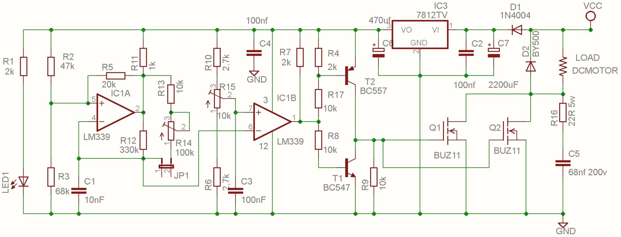 hight resolution of dc motor speed controller pwm 0 100 overcurrent protection second you treadmill motor  [ 2000 x 764 Pixel ]