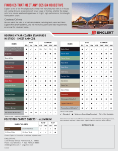 Englert custom colors also how to pick the right metal roof color consumer guide rh metalroofingstems