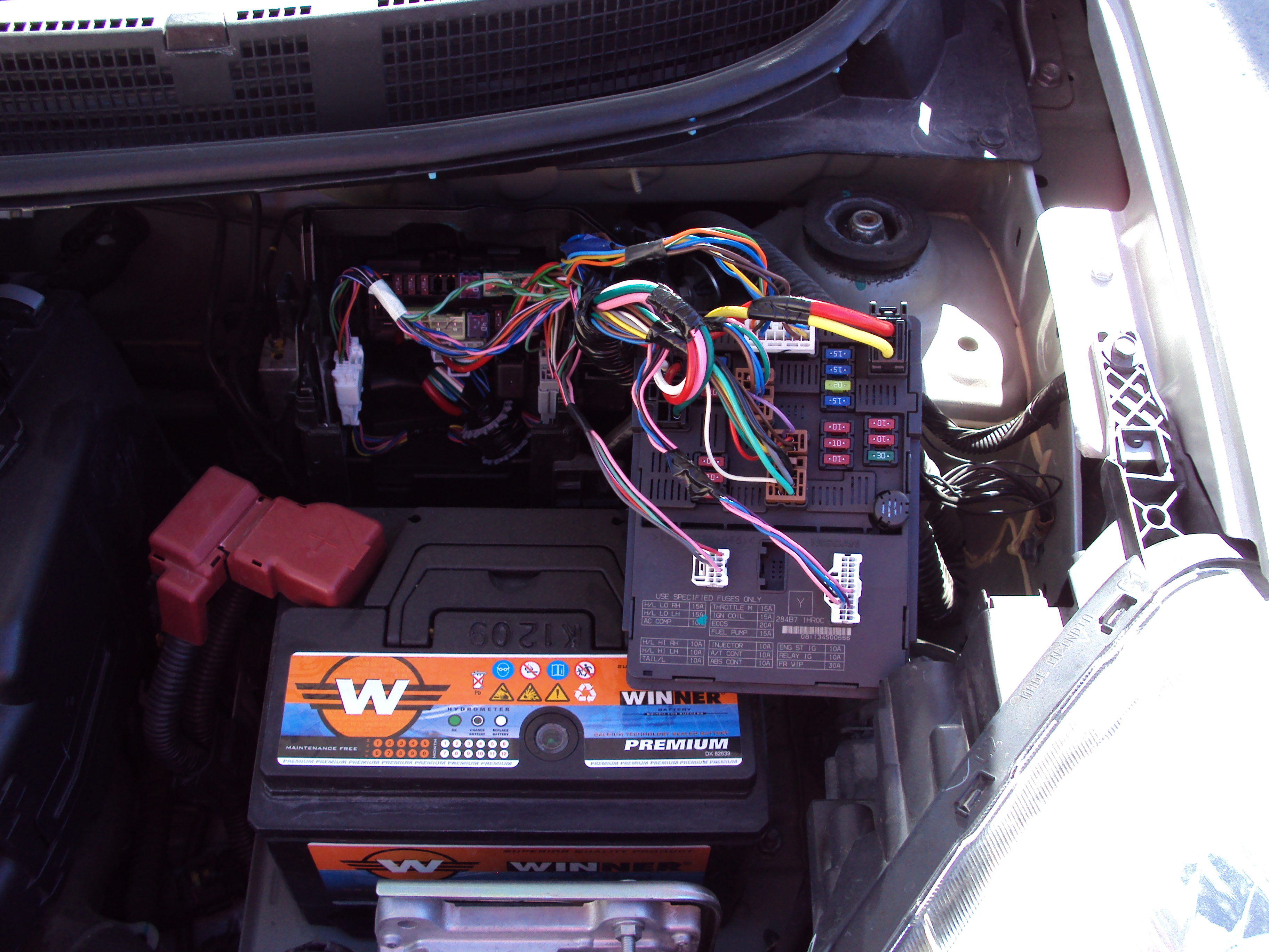 small resolution of nissan micra battery fuse box wiring diagram datanissan battery fuse box nissan micra battery fuse box