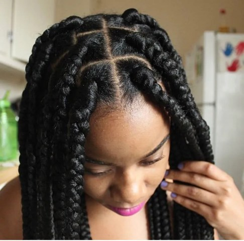Box Braids How To Prep Your Hair Care For Your Favorite
