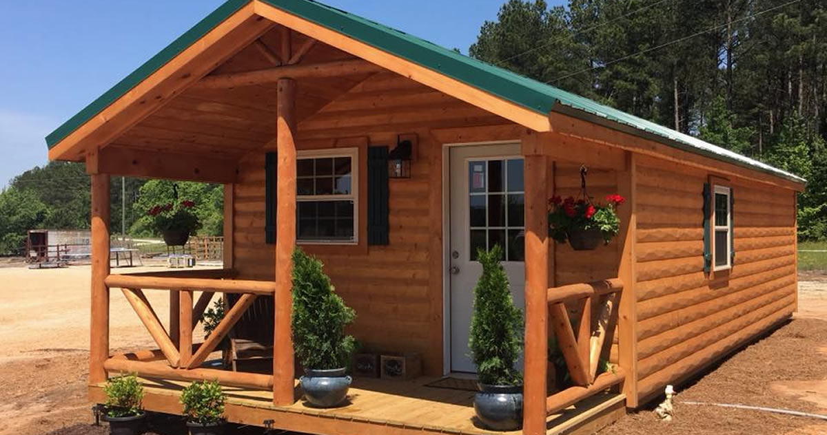 Modular Log Cabin For Under 10 000 Project Small House