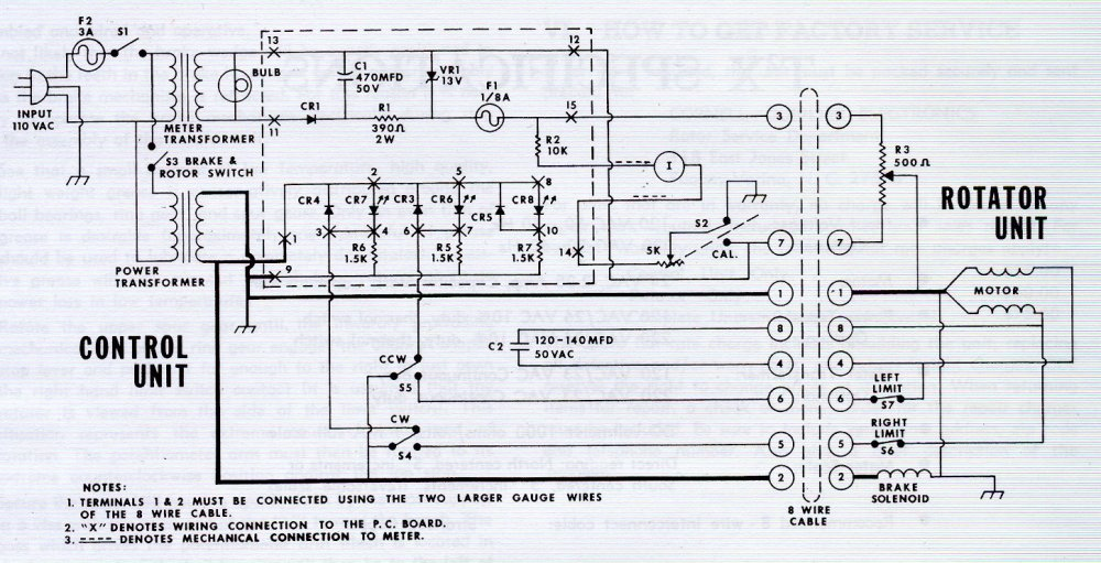 medium resolution of related with cde ham rotor wiring diagram