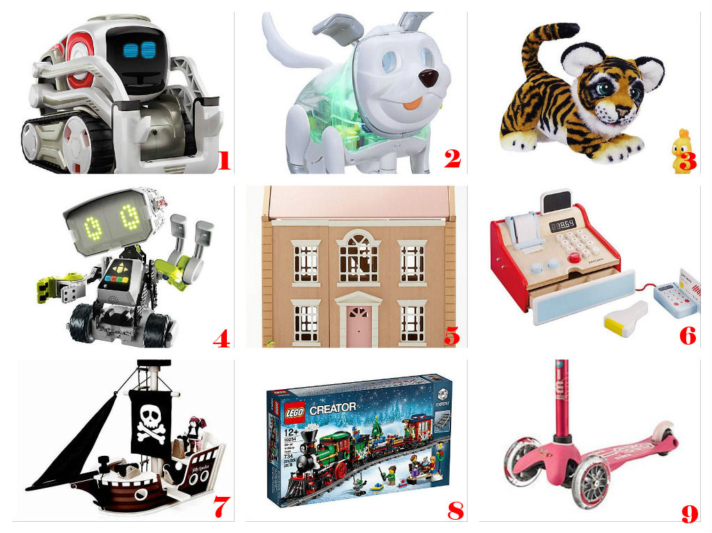 Christmas Toys For 2017 Suggested By John Lewis Argos