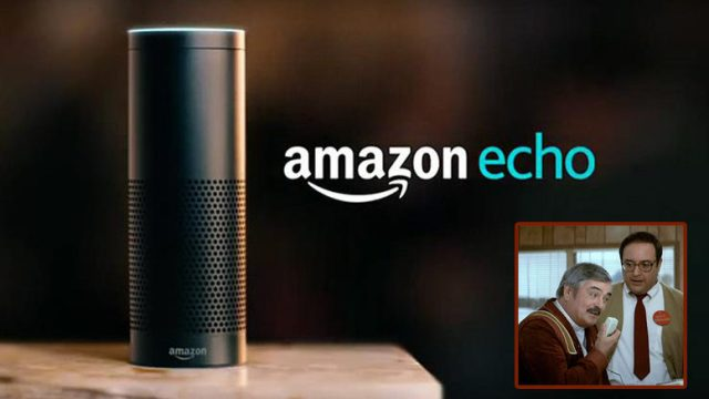 Amazon Echo Takes A Cue From Star Trek