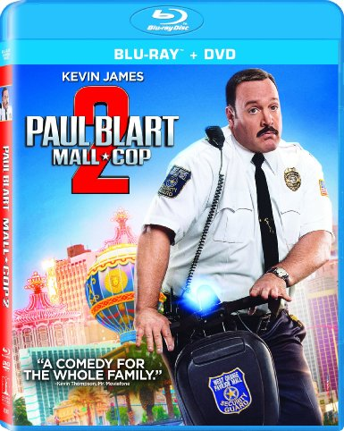 Paul Blart: Mall Cop 2 review