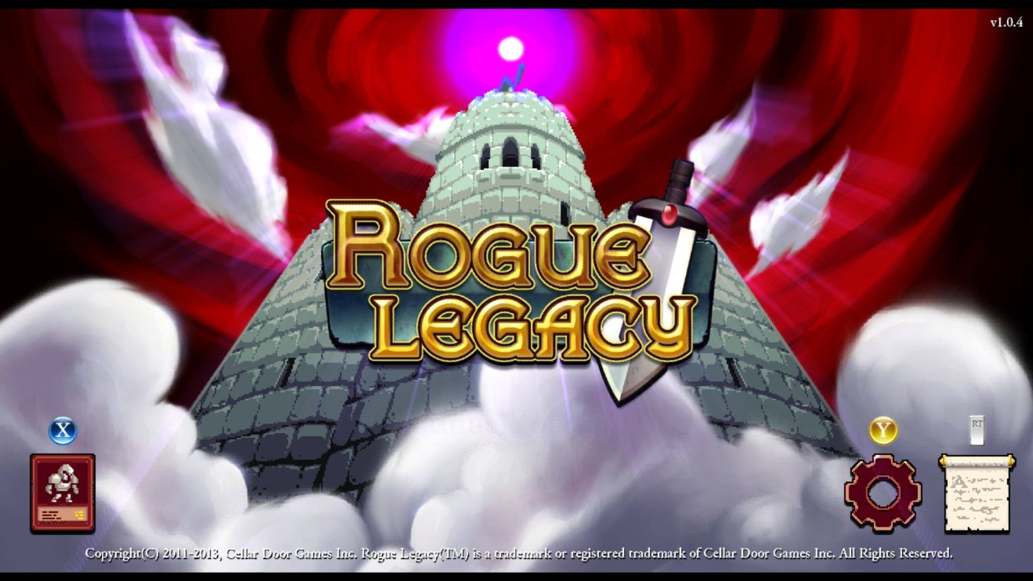 Rogue Legacy game review