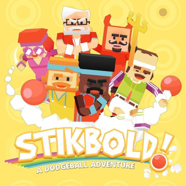 Stikbold! game review
