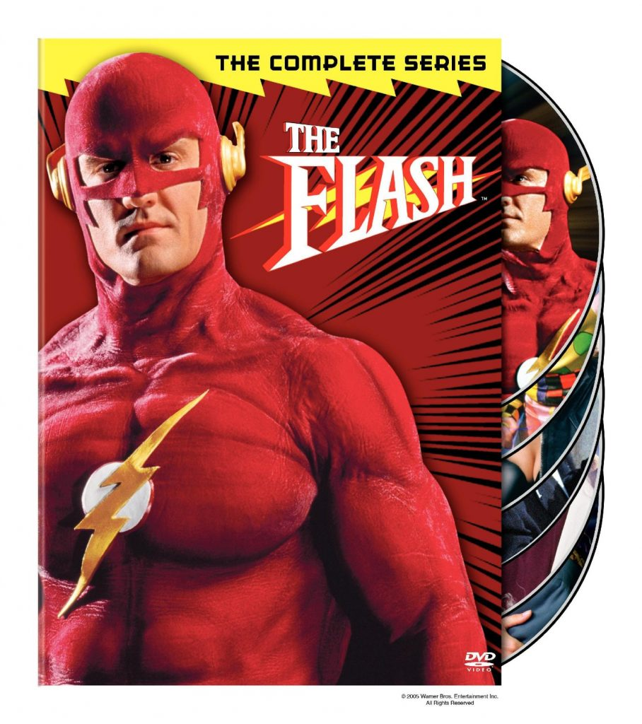 The Flash The Complete Series review