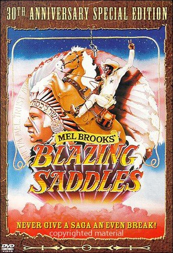 Blazing Saddles review
