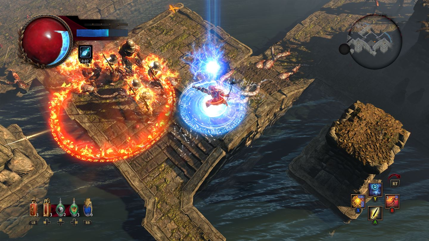 Path Of Exile Review Thexboxhub
