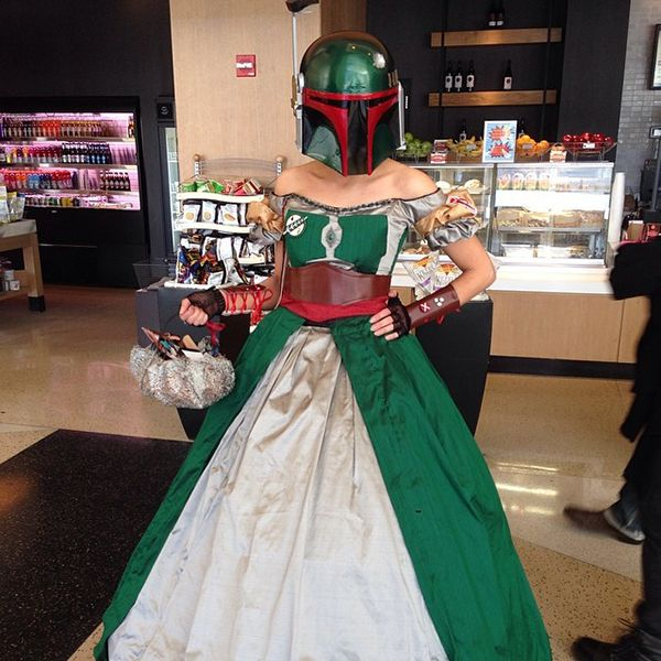 Star Wars Boba Fett Dress