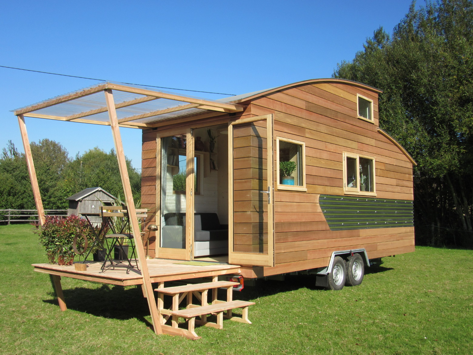 Tiny House Trailer Homes