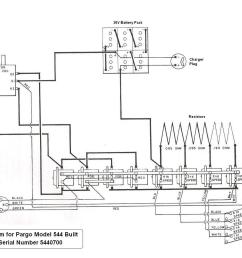related with melex electric golf cart 6 volt wiring diagram [ 1300 x 1050 Pixel ]
