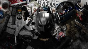 Batmans Mask