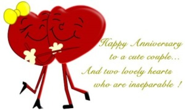 Top 50 Beautiful Happy Wedding Anniversary Wishes Images