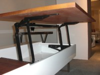 Lift Top Coffee Table Mechanism Laptop Table Part DIY ...