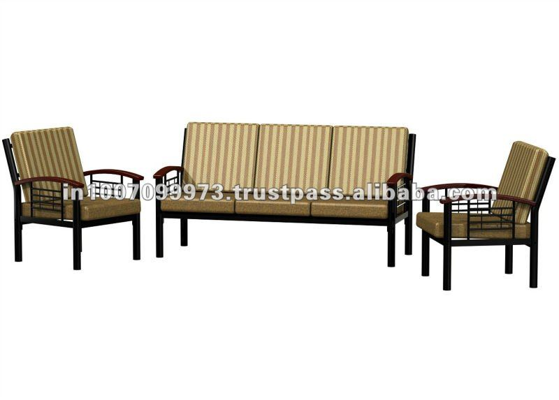 wrought iron sofa set in pune white leather round metal online india | brokeasshome.com