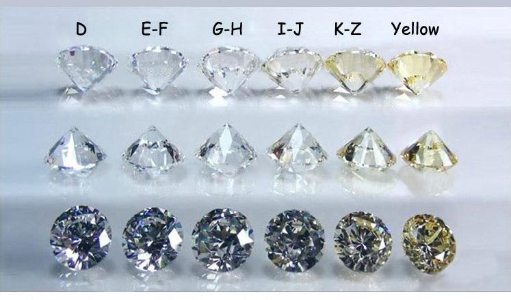 K Cushion Cut Diamond 2 Stone