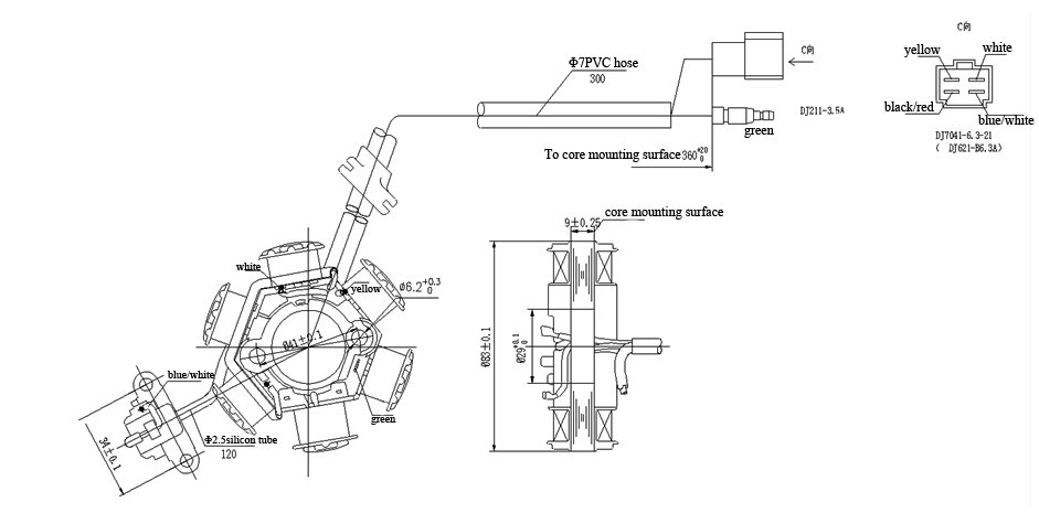 8 Pole Stator Wiring Diagram, 8, Get Free Image About
