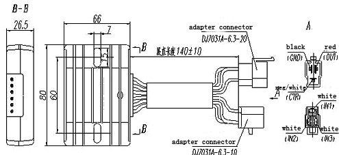 3 Pin Rectifier Wiring Diagram 3 Pin Power Wiring Diagram