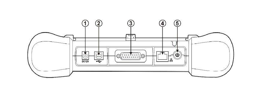 2013 Autel Maxidas Ds708 Automotive Diagnostic System Ds